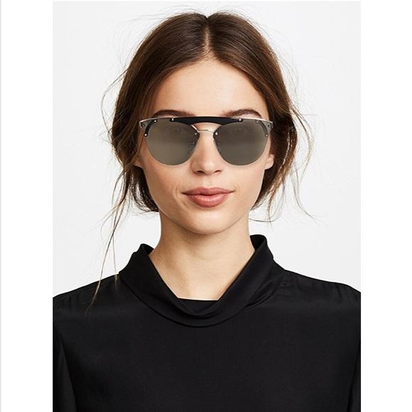 d18f3afb8a07 Prada Accessories | Ornate Sunglasses | Poshmark